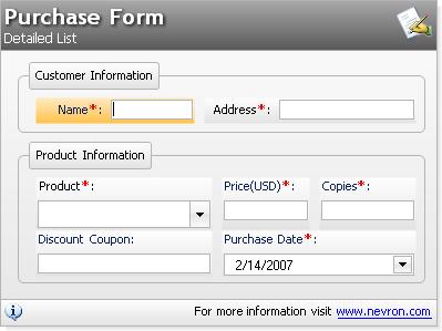 Nevron User Interface for  NET - Visual Studio Marketplace