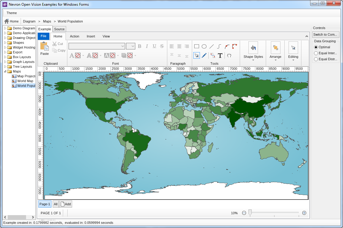 NOV Diagram for .NET - Visual Studio Marketplace