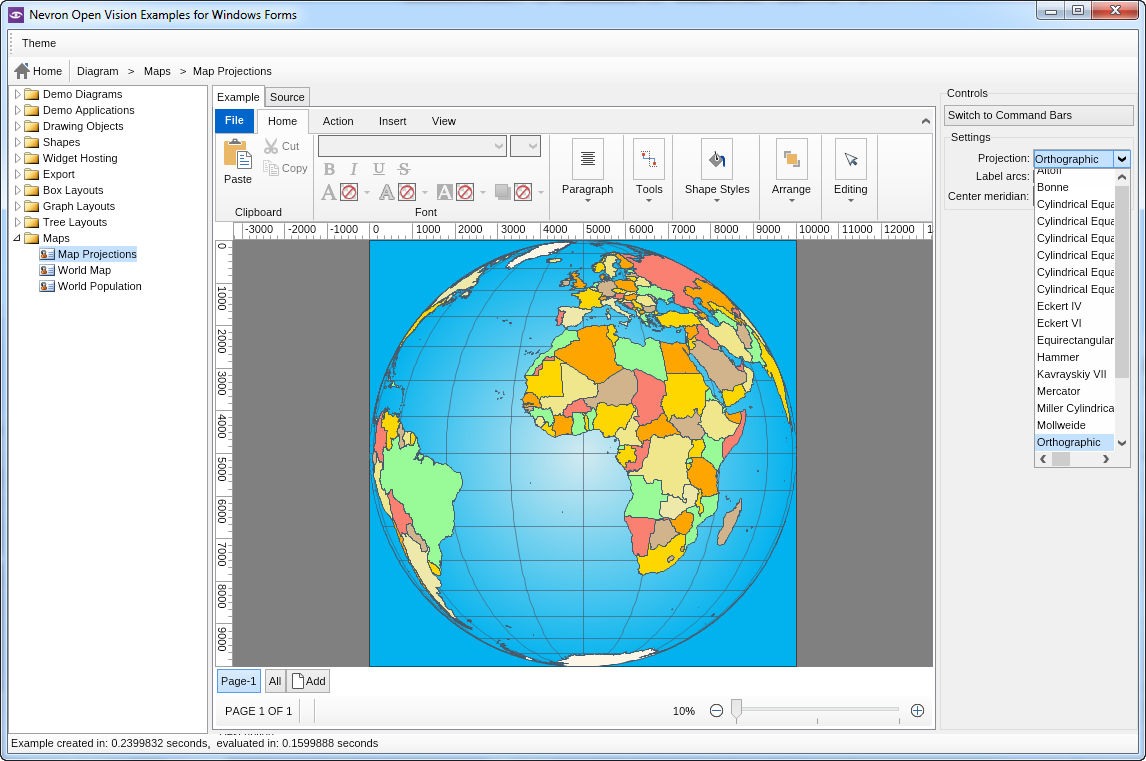 NOV Diagram for WinForms - Visual Studio Marketplace